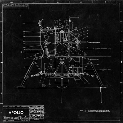 Apollo - Tristan Schuler Album Cover