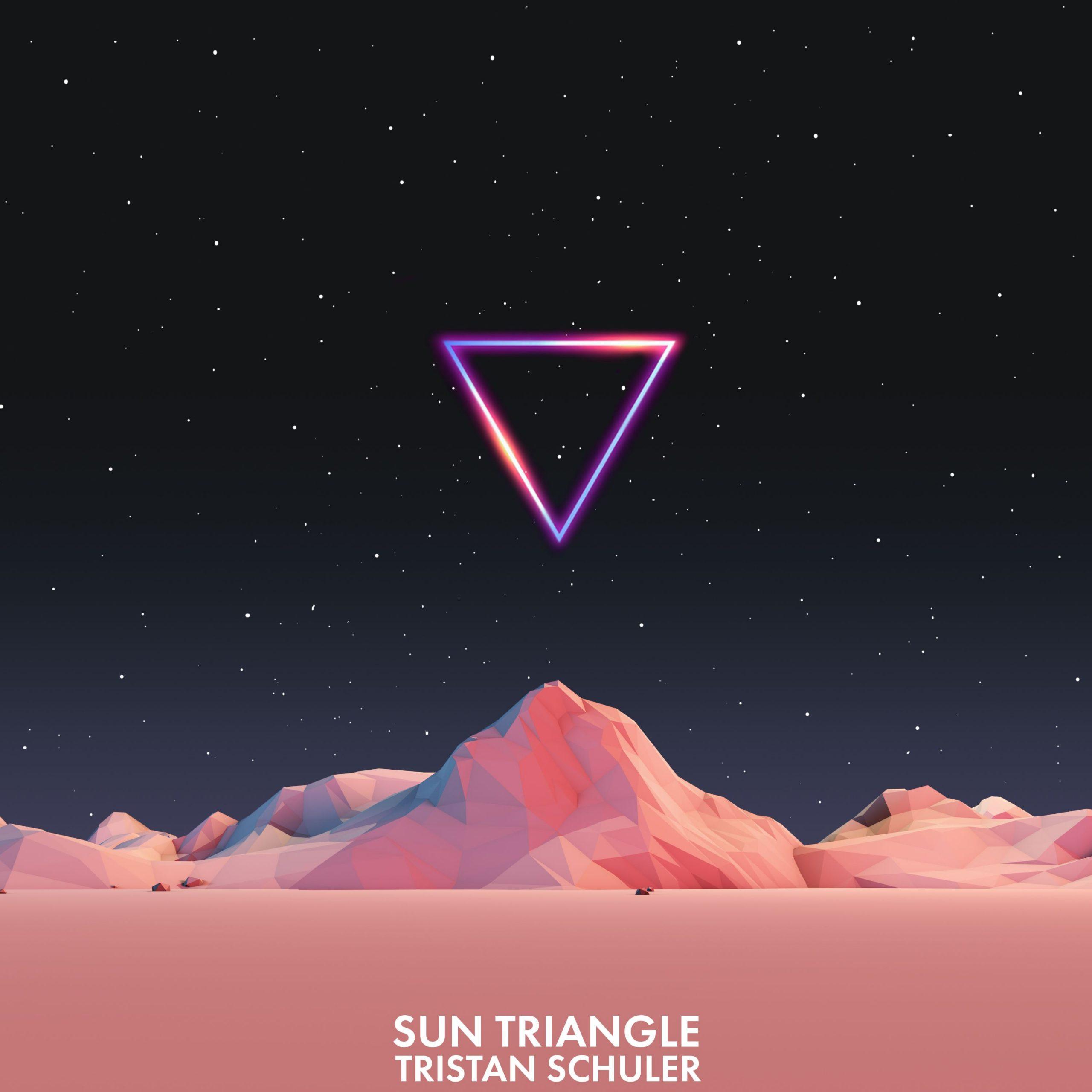 Sun Triangle - Tristan Schuler Album Cover